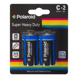 POLAROID heavy duty C Baby elem 2db