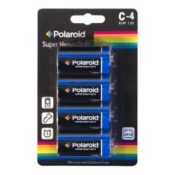 POLAROID heavy duty C Baby elem 4db