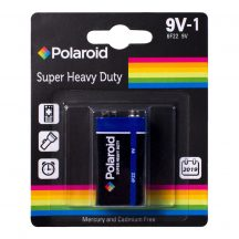 POLAROID heavy duty 9V elem