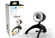 Skype STX5055 Kit Mobility headset + Webcam